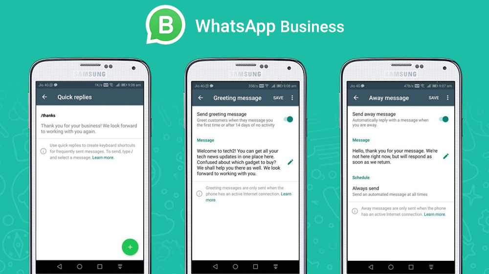 Guia de whatsapp business