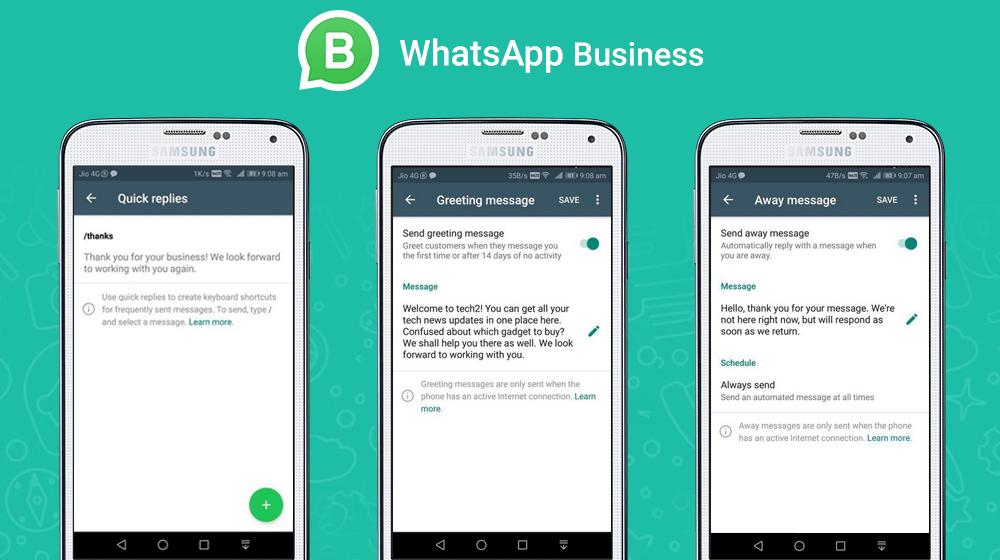 Guia de whatsapp business