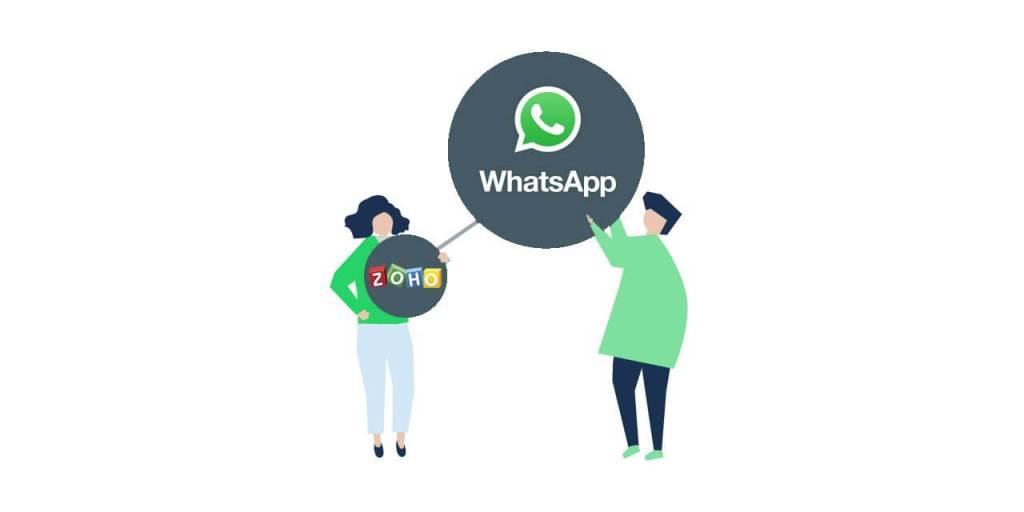 zoho whatsapp business