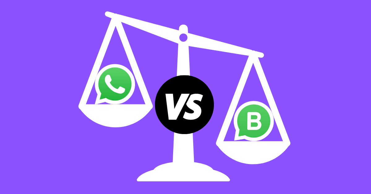 ¿Cuál es la diferencia entre WhatsApp y WhatsApp Business?