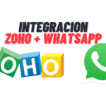 integrar zoho com whatsapp